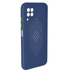 Husa Huawei P40 Lite Lemontti Bubble Albastru