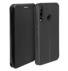 Husa Huawei P40 Lite E / Y7P Lemontti Book Velo Negru