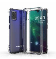 Husa Samsung Galaxy A41 Just Must Shock TPU Clear