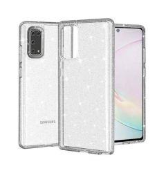 Husa Samsung Galaxy A41 Just Must Skycloud Clear