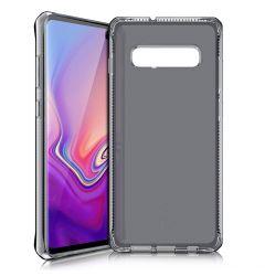Husa Samsung Galaxy S10 Plus G975 IT Skins Spectrum Clear Black (antishock,antimicrobial)