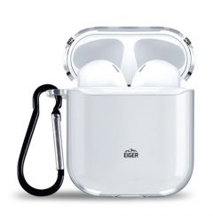 Husa Airpods Generation 1/2 Eiger Glacier Case Clear