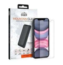 Folie iPhone 11 / XR Eiger Sticla 2.5D Mountain Glass Clear