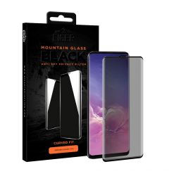 Folie Samsung Galaxy S10 Plus G975 Eiger Sticla 3D Privacy Mountain Glass Clear