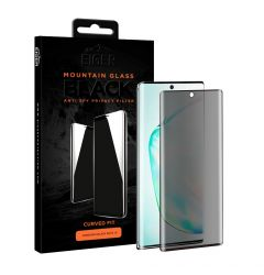 Folie Samsung Galaxy Note 10 Eiger Sticla 3D Privacy Mountain Glass Clear