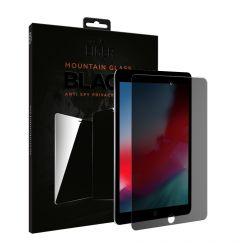 Folie iPad mini 4/5 (2019) Eiger Sticla 2.5D Mountain Glass Privacy Black