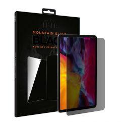 Folie iPad Pro 11 inch (2018 & 2020) Eiger Sticla 2.5D Mountain Glass Privacy Black