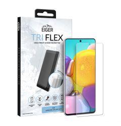 Folie Samsung Galaxy A71 Eiger Clear Tri Flex