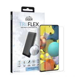 Folie Samsung Galaxy A51 / A51 5G Eiger Clear Tri Flex