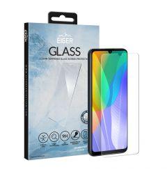 Folie Huawei Y6P Eiger Sticla Temperata Clear