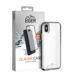 Husa iPhone XS Max Eiger Glacier Case Clear