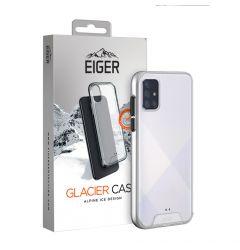 Husa Samsung Galaxy A71 Eiger Glacier Case Clear