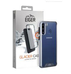 Husa Samsung Galaxy A21 Eiger Glacier Case Clear