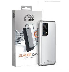 Husa Huawei P40 Pro Eiger Glacier Case Clear