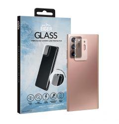 Folie Sticla Camera Samsung Galaxy Note 20 Ultra Eiger Fibre Glass Clear