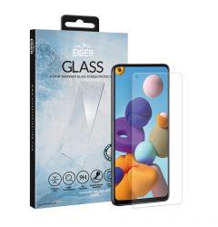 Folie Samsung Galaxy A21 Eiger Sticla Temperata Clear