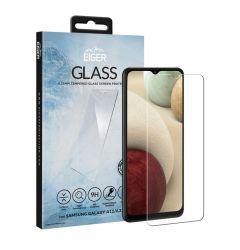 Folie Samsung Galaxy A12 / A32 5G Eiger Sticla Temperata Clear