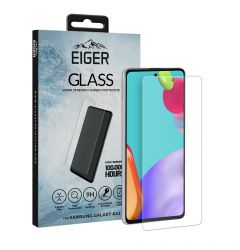 Folie Samsung Galaxy A52 Eiger Sticla Temperata Clear