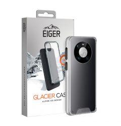 Husa Huawei Mate 40 Pro Eiger Glacier Case Clear