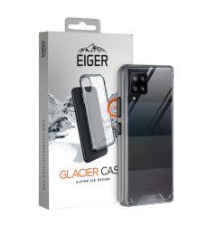 Husa Samsung Galaxy A42 5G Eiger Glacier Case Clear