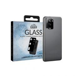 Lentile Camera Samsung Galaxy S20 FE G780 Eiger 2.5D Glass Clear Black