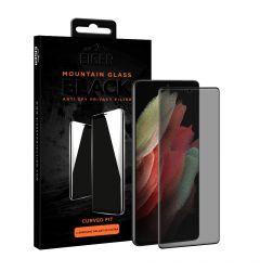 Folie Samsung Galaxy S21 Ultra Eiger Sticla 3D Privacy