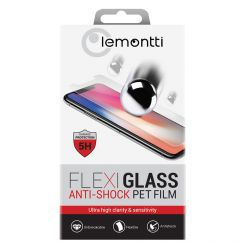 Folie Oppo A15 Lemontti Flexi-Glass Transparent