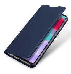 Husa Samsung Galaxy A52 5G / A52 4G Dux Ducis Skin Pro Albastru
