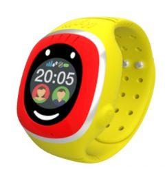 Smartwatch MyKi Touch de Urmarire si Localizare pentru copii prin GPS/GSM Red Yellow