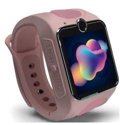Smartwatch MyKi Junior 3G cu apel video Special Edition Pink