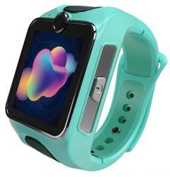 Smartwatch MyKi Junior 3G cu apel video Special Edition Green Blue Ocean