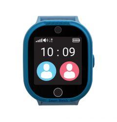 Smartwatch MyKi 4 Lite cu Tripla Localizare Impermeabil Blue