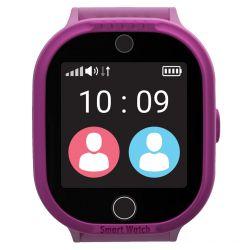 Smartwatch MyKi 4 Lite cu Tripla Localizare Impermeabil Pink