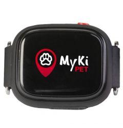 MyKi Dispozitiv de Urmarire pentru Animale de Companie Black
