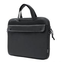 Geanta Laptop 16 inch Baseus Basics Series pentru Umar Dark Gray