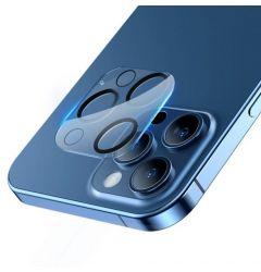 Lentile Camera iPhone 12 Pro Baseus Full Frame Transparent