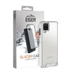Husa Samsung Galaxy A12 Eiger Glacier Case Clear