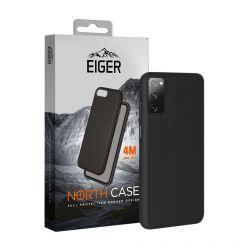 Carcasa Samsung Galaxy S20 FE Eiger North Case Black