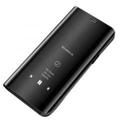 Husa Huawei P Smart Z Lemontti Clear View Negru
