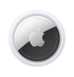 Tracker Original Apple AirTag 1 Pack, Argintiu-Negru