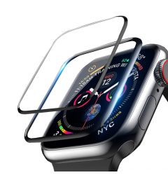 Folie Apple Watch 40mm Next One 3D Tempered Glass Clear