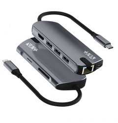 Adaptor Next One Multiport USB-C Pro