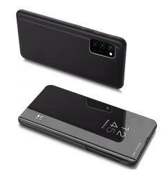 Husa Samsung Galaxy A32 4G Lemontti Clear View Negru