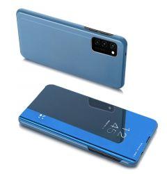 Husa Samsung Galaxy A32 4G Lemontti Clear View Albastru