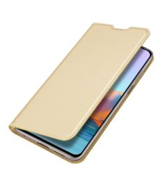 Husa Xiaomi Redmi Note 10 Pro Dux Ducis Skin Pro Auriu