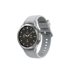 Smartwatch Samsung Original Galaxy Watch 4 Classic 46mm Bluetooth Silver