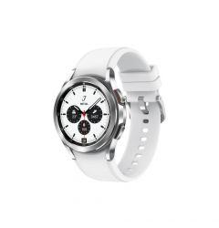 Smartwatch Samsung Original Galaxy Watch 4 Classic 42mm Bluetooth Silver