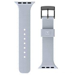 Curea Apple Watch 42mm / 44mm UAG Silicon Soft Blue