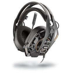 Casti Gaming Plantronics RIG 500PRO HA Jack 3.5mm Black Over-Ear (cu microfon si cu fir)