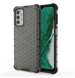 Husa Samsung Galaxy A32 5G Lemontti Honeycomb Armor TPU Bumper Negru